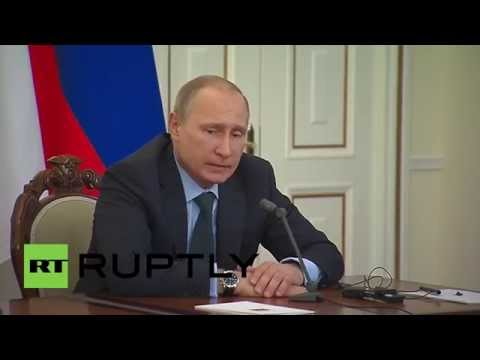 Russia: 'Russian gas supply to Ukraine ends in 3 or 4 days' – Putin