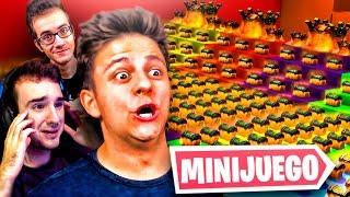 ¡1vs1 CON 1.000 COFRES ALEATORIOS! - Minijuego Fortnite