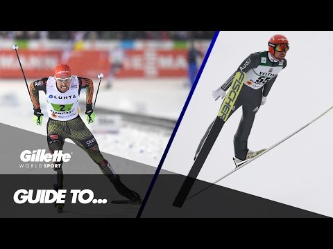 Guide to Nordic Combined with Johannes Rydzek | Gillette World Sport