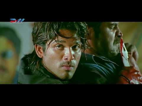 Allu Arjun Powerful Climax Fight Scene | Desamuduru Telugu Movie Scenes | Hansika | Puri Jagannadh