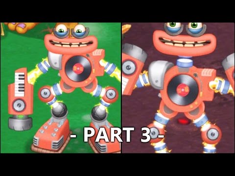 New Rare Wubbox Songs (Earth & Water Island) Gameplay Part 3 | My Singing Monsters