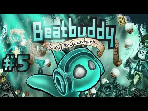 Beatbuddy: Tale of the Guardian - Walkthrough - Part 5 - Hive (PC) [HD]