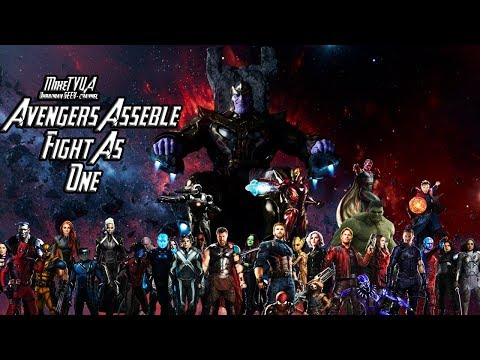 Avengers Assemble - Fight As One