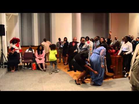 Fountain of Praise Holy Convocation 2015 - Elder J.R. Alexander
