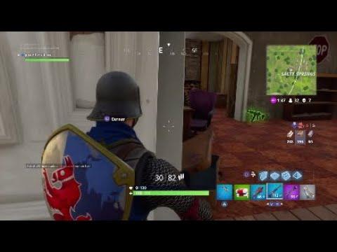 Como revienta la nueva pistola /Fortnite