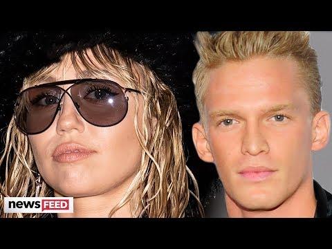 Miley Cyrus BREAKS SILENCE On Cody Simpson Romance!