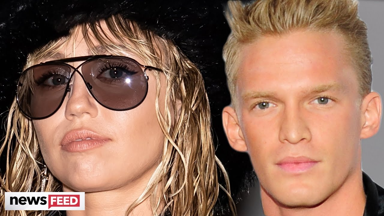 "Inside Miley Cyrus' New Relationship With Cody Simpson: ""She Is Having Fun"""