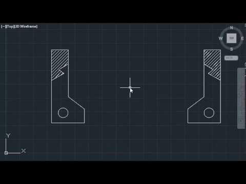 understanding-autocad-mirror-command