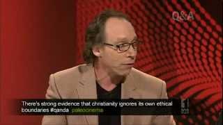 lawrence krauss on q a science vs religion 18 feb 2013
