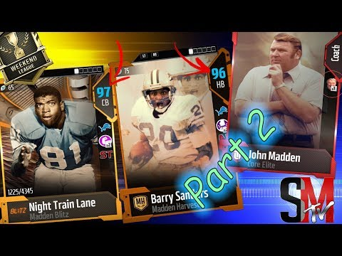 Can We Clutch Top 100? Madden Coach Cheese - Madden NFL 18 Gameplay