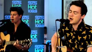 Rixton - Me & My Broken Heart - Live & Rare Session - HD