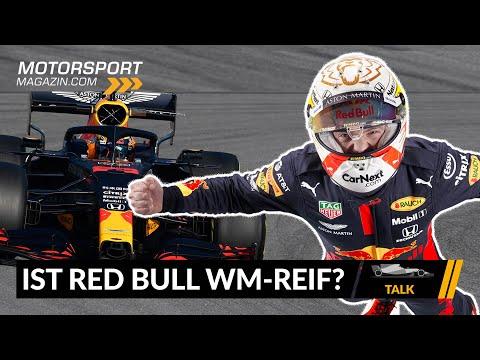 Sind Verstappen & Red Bull bereit für die WM? – Formel 1 2020 (Talk)
