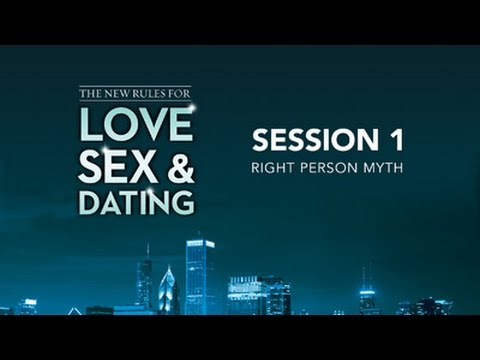 New rules of love sex and dating