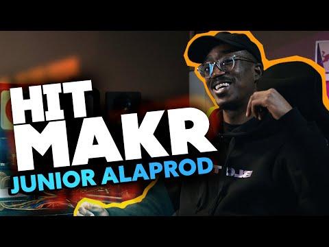 Youtube: Hitmakr #12: Junior Alaprod, producteur tout terrain!