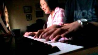 Video Ogos' first piano piece wahaha download MP3, 3GP, MP4, WEBM, AVI, FLV Agustus 2018