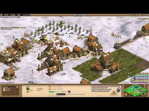 Aoe2: Free for All King of the Hill (Valley)