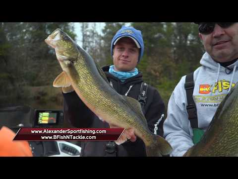 Tips And Tricks To Catch Big Post-spawn Walleyes