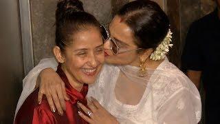 Rekha CAN39T STOP KISSING Manisha Koirala
