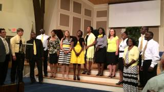 Carmel Voices of Praise, Dreaming of a City, Camp Meeting Cicero SDA, June 2015
