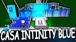 CASA *DISCOTECA* INFINITY BLUE | BLOXBURG | ROBLOX