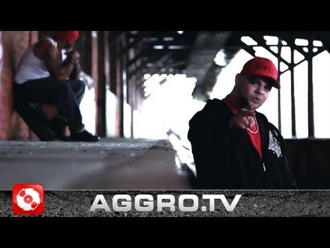 BEIRUT FEAT. MASSIV - NACKENKLATSCHER (OFFICIAL HD VERSION AGGROTV)