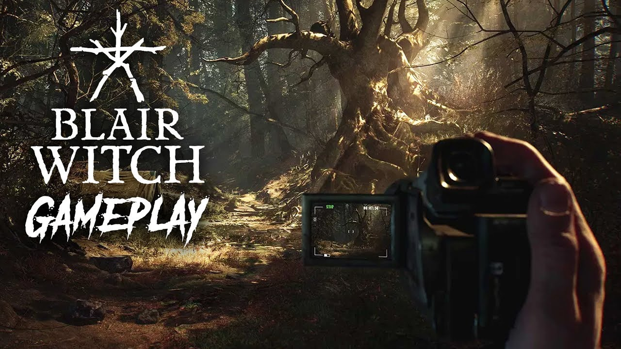 BLAIR WITCH Frühes exklusives Gameplay & Impressionen + video