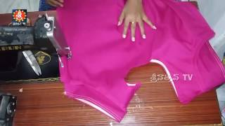 Simple & Easy Kameez Kurti Dress cutting & Stitching At Home