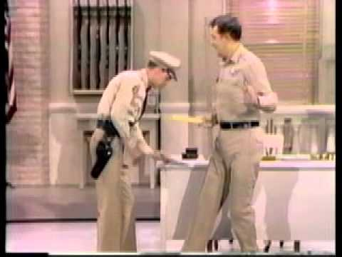 Andy Griffith & Don Knotts 1965