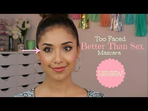 too faced mascara sverige