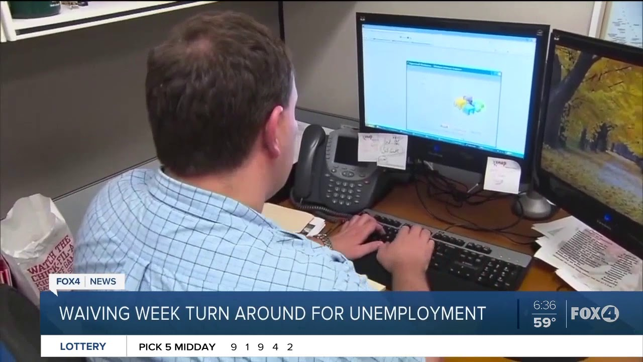 Waiting Period Waived For Unemployment Benefits Youtube