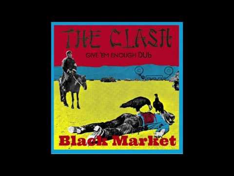 The Clash - Give 'Em Enough Dub (Remix Album)