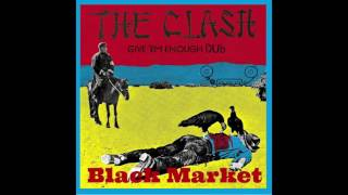 The Clash - Give 'Em Enough Dub (Remix Album)