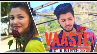 Vaaste Cute Love Story Dhvani Bhanushali Nikhil D T Series Heart Touching Love Story