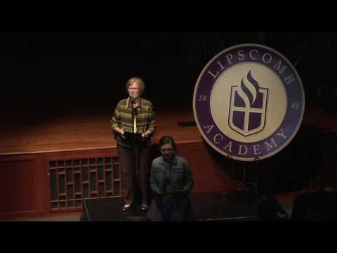Lipscomb Academy High School Awards Day May 16, 2016