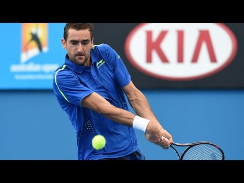 Marin Cilic v Albert Ramos-Vinolas highlights (2R) | Australian Open 2016