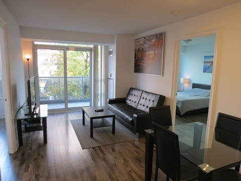 15 Greenview Ave, NORTH YORK - 2 Bedroom + 2 Bath - Furnished Rental