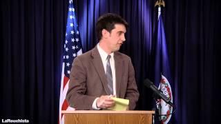 La videoconferencia de Lyndon LaRouche (22 de marzo de 2013) : Pregunta 1