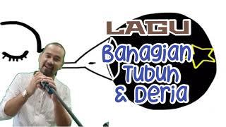 LAGU BAHAGIAN TUBUH & DERIA
