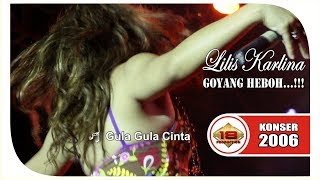 "Download Video ASLI BIKIN KLEPEK KLEPEK .. "" LILIS KARLINA "" - GULA GULA CINTA (LIVE KONSER PONTIANAK 14 JULI 2006) MP3 3GP MP4"