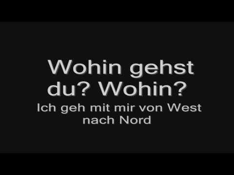 Rammstein - Mein Land (lyrics) HD