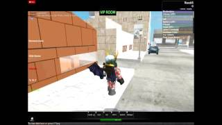 All The Hidden Weapons On GreenWood Town ROBLOX