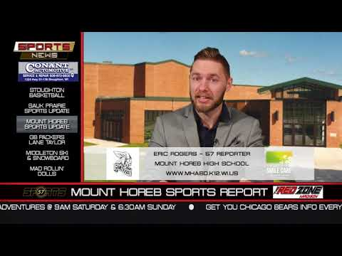 WI57 | The Sports News | Mount Horeb Sports Report | 12-10-17