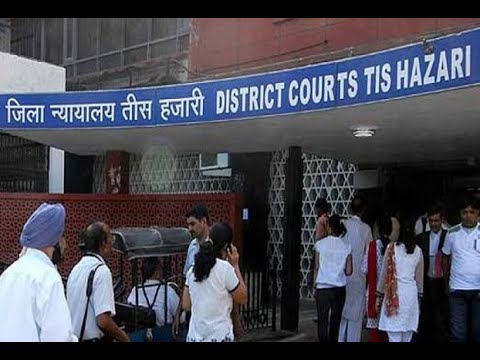 Strike by Lawyers at Tis Hazari and other district courts