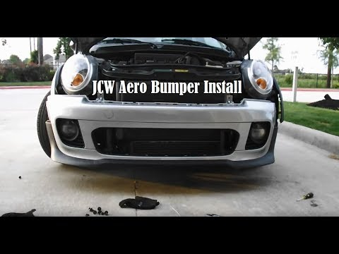 R56 Mini Cooper S Build Part 2 Getting Jcw Bumper Back From Paint