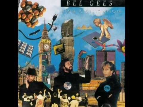 Happy Ever After - Bee Gees - High Civilization(1991)