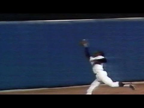 1978 ALCS Gm4: Rivers' spectacular catch in center
