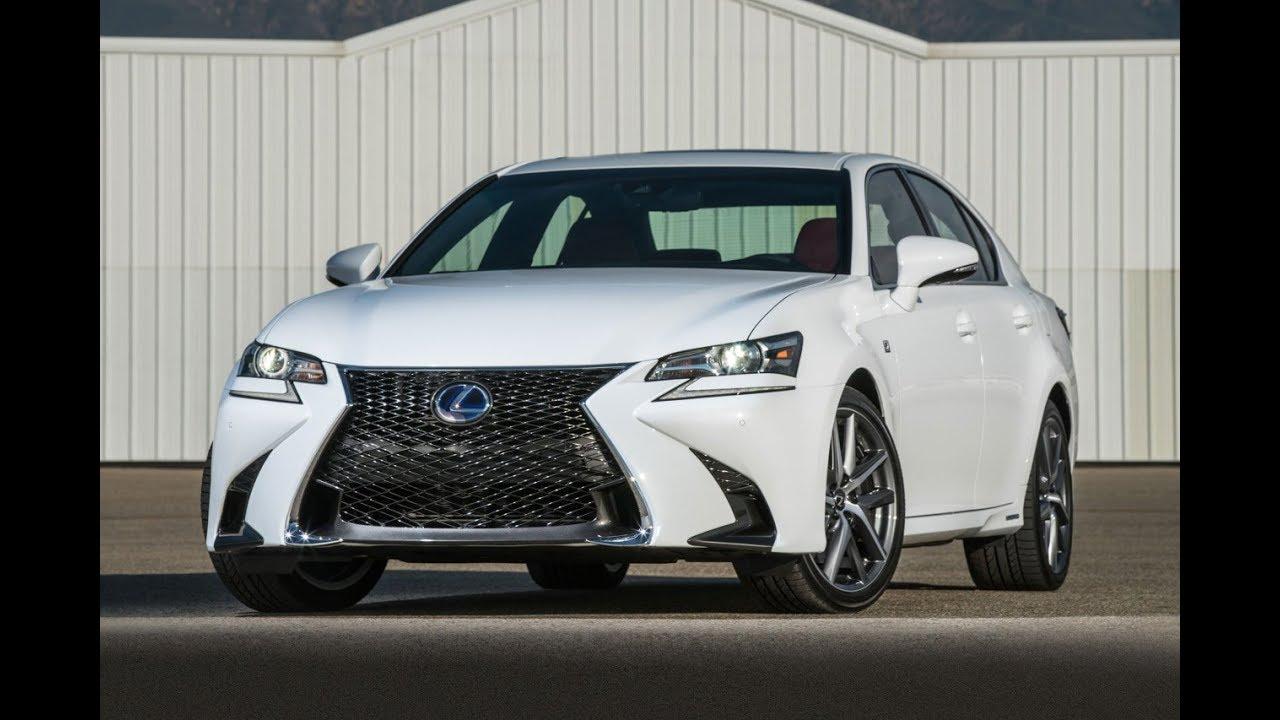 Lexus Gs 450h 2018 Car Review