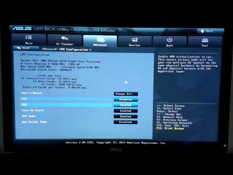 FX-8150 & SABERTOOTH 990FX OVERCLOCK 4.628ghz