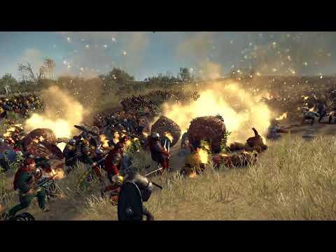 THE DESTRUCTION OF ROME'S LEGIONS! | ROME II - Empire Divided (Marcomanni) #14