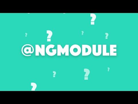 An Introduction to NgModule for Ionic 2 | joshmorony - Learn Ionic